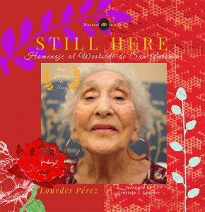 Still Here: Homenaje al Westside de San Antonio Official Book + CD Release