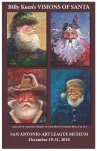 Visions of Santa