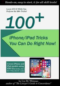 San Antonio Book Launch Party: 100+ iPhone/iPad Tricks You Can Do Right Now!