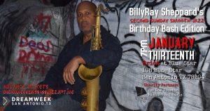 BillyRay Sheppard's Second Sunday Smooth Jazz: DreamWeek Edition