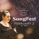 CCSA Presents 'SongFest'