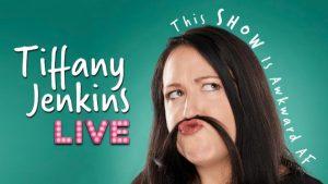 Tiffany Jenkins Live