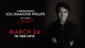 A Conversation with Lou Diamond Phillips