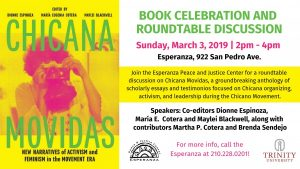 Chicana Movidas - Book Celebration and Roundtable Discussion