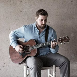 Zach Carney Performs at Hyatt Regency