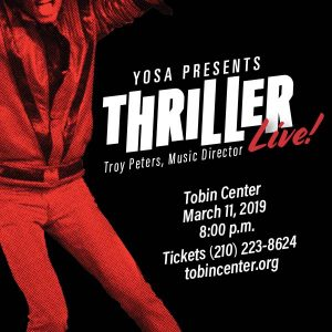 YOSA Presents Thriller Live!