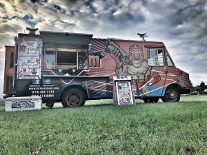 Title: Go'Shen Point BBQ Food Truck at Hyatt Regency San Antonio