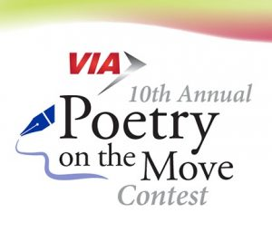 VIA Poetry on the Move Reception