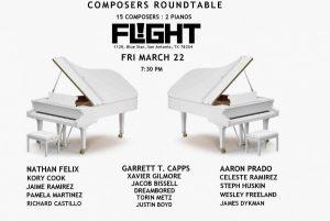 15 Composers : 2 Pianos