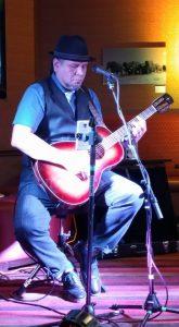 Pedro Constante Performs at Hyatt Regency San Antonio's Q Bar