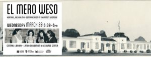 El Mero Weso: Heritage, Inequality, & Gentrification in San Anto's Westside