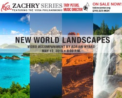 YOSA presents New World Landscapes