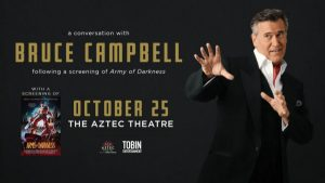 A Conversation with Bruce Campbell