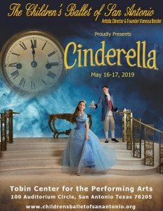 Cinderella by The Children's Ballet of San Antonio