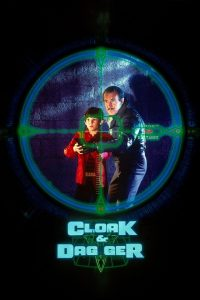 Outdoor Film Series: Cloak & Dagger