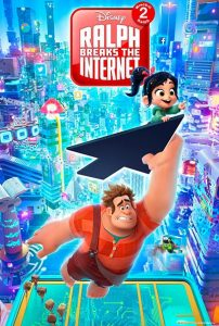 Outdoor Film Series: Ralph Breaks the Internet