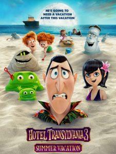 Outdoor Film Series: Hotel Transylvania 3: Summer ...