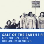 Salt of the Earth Film Screening