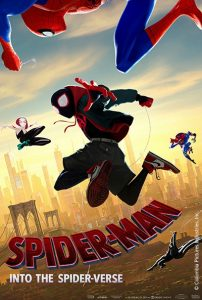 Outdoor Film Series- Spider Man: Into the Spider V...