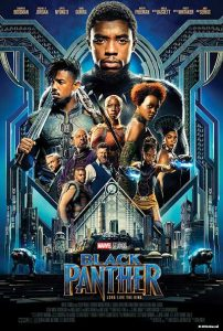 Outdoor Film Series: Black Panther