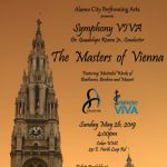 Alamo City Performing Arts Presents Symphony Viva's The Masters of Vienna