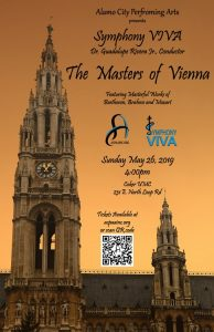 Alamo City Performing Arts Presents Symphony Viva'...