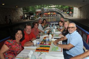 Registration for ARTS San Antonio's 37th Annual Floating Feastival Dinner Cruise