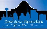 City of San Antonio, Downtown Operations Department