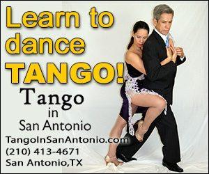 Argentine Tango In San Antonio