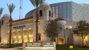 Tobin Center For The Performing Arts